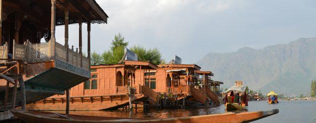 Shikara- Dal lake, Srinagar