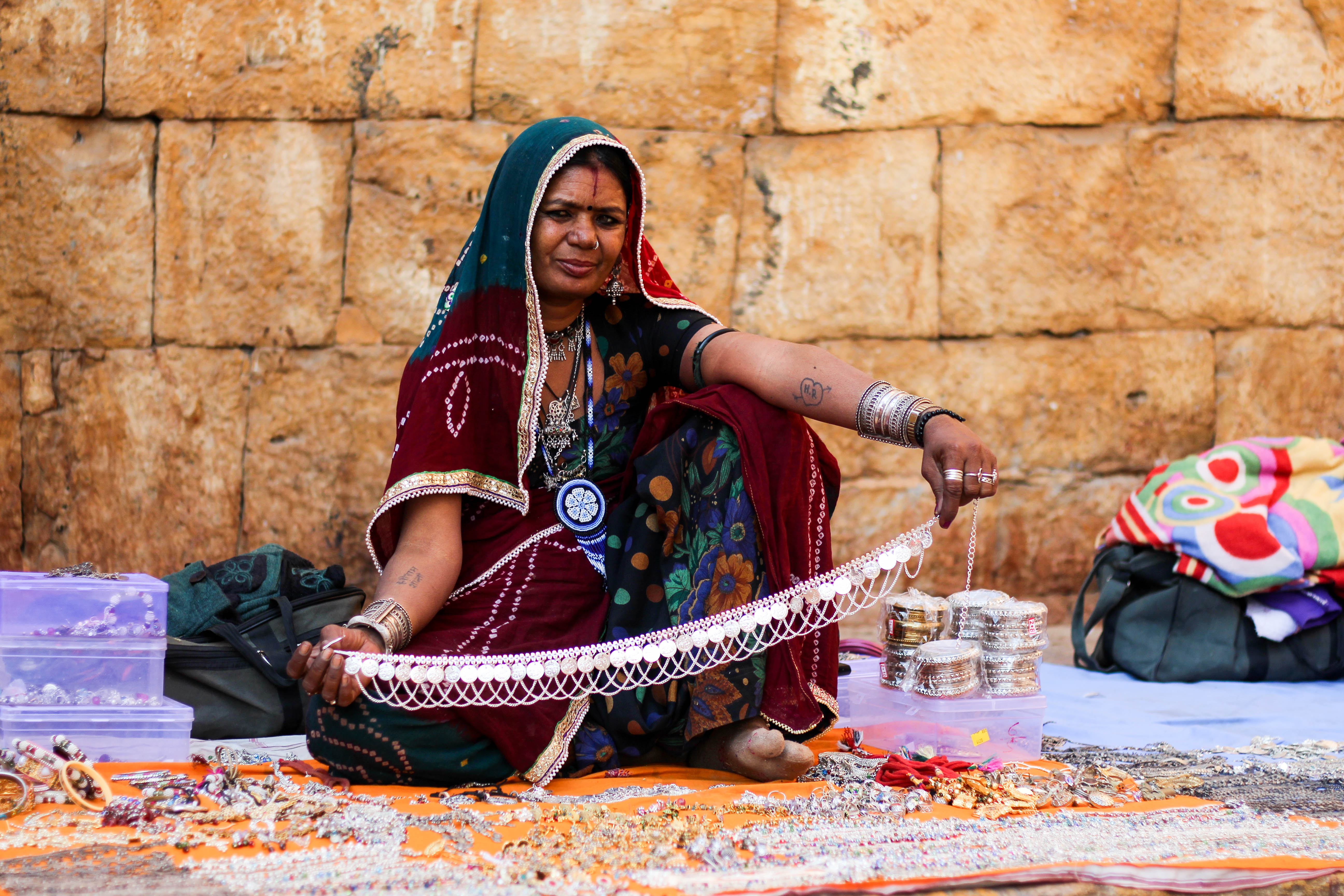 Jaisalmer One Girl One Journey